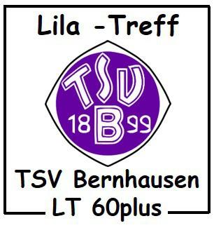 Lila-Treff - Mittwoch 4.8. im Bahnhöfle 15 Uhr