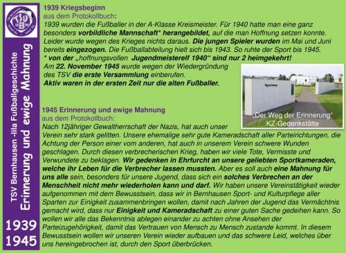 Nie wieder! Internationaler Tag des Gedenkens an die Opfer des Holocaust