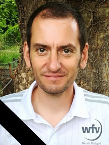 Trauer um Karsten Mühmer- stellvertretende Jugendleiter des WFV-Bezirk Stuttgart