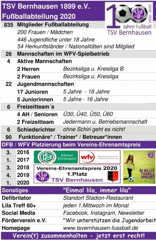 """Serie Hauptverein: """"Der TSV stellt vor: unsere Fußballer*innen"""""""