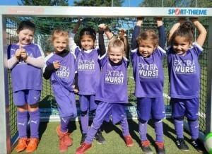 Erster Spieltag unserer F Juniorinnen/Ballbinas